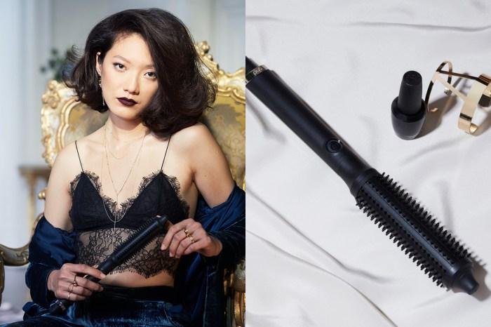 不費心思就能瞬間打造 2 倍豐盈感的髮型工具,ghd 經已為我們準備好了!