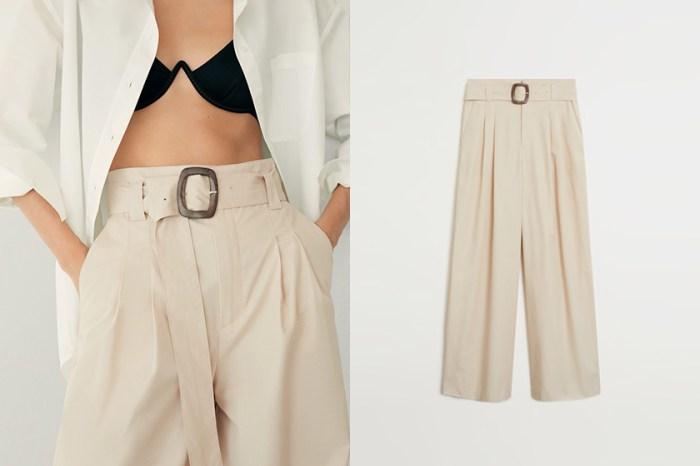 平價卻高質:這條受歡迎的 Mango 褲子,時尚博主必帶一件!