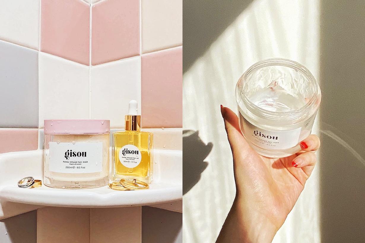 Gisou Negin Mirsalehi Netherlands  Honey Infused Hair Oil beekeeping Honey Infused Hair Perfume Honey Infused Hair Mask Hair Wash Shampoo Conditioner Hair Products Hairstyles