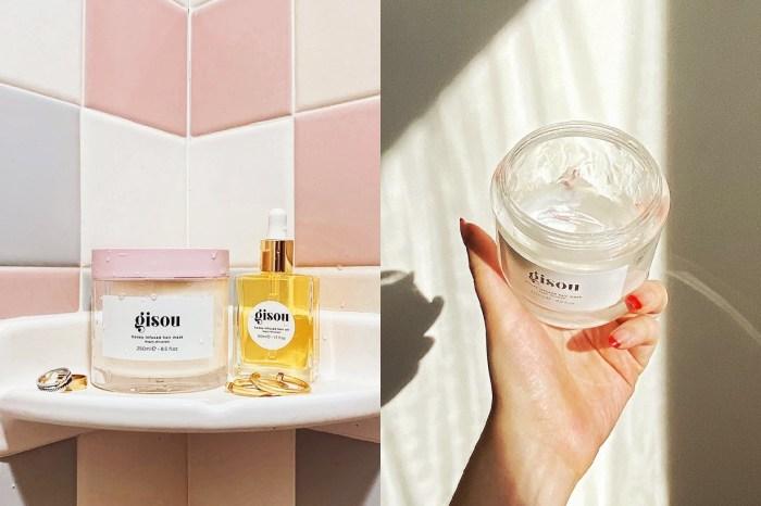 每個精緻的歐美女生浴室必備!網紅品牌 Gisou 的頭髮產品有什麼吸引?