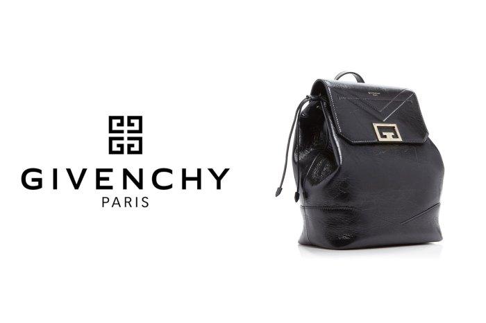 時尚背包不易找?Givenchy 這款大小適中,更保留 It Bag 的高級得體!