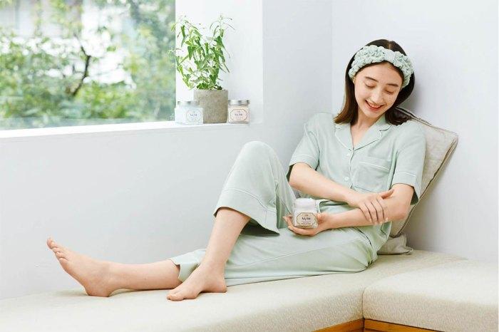 日本女生也太幸福了吧?GU 推出具保濕、抗菌效果的「蘆薈睡衣」!