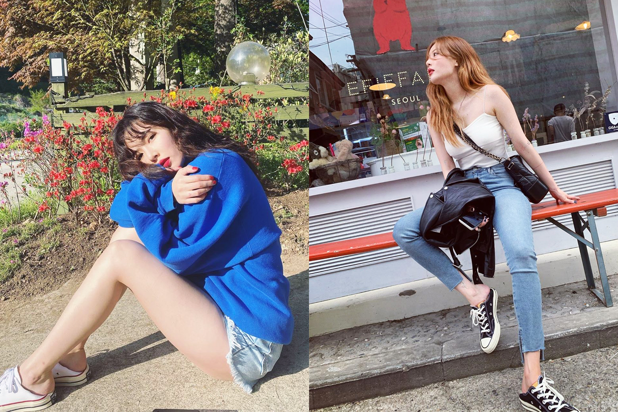 Hyuna Kim P Nation Comeback Celebrities lose weight keep fit fitness tips home workout exercises korean idols celebrities singers