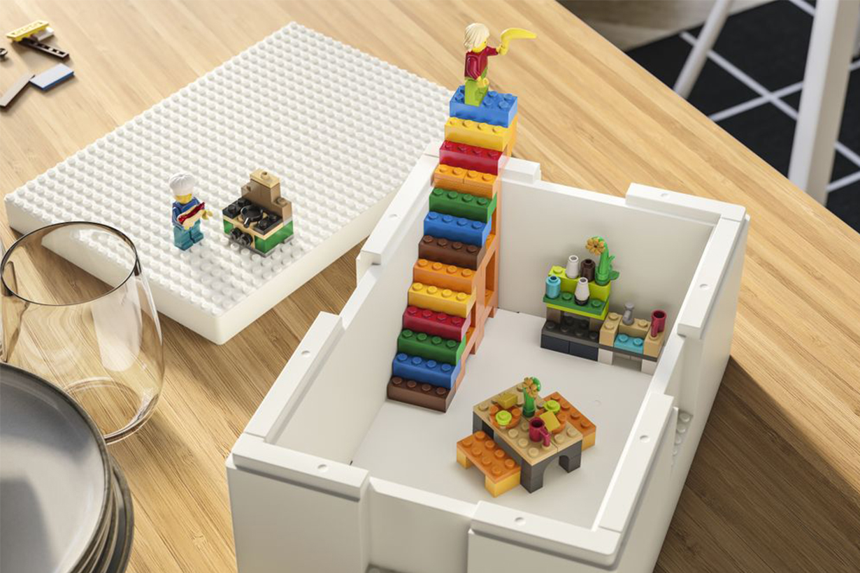 ikea lego collaboration bygglek