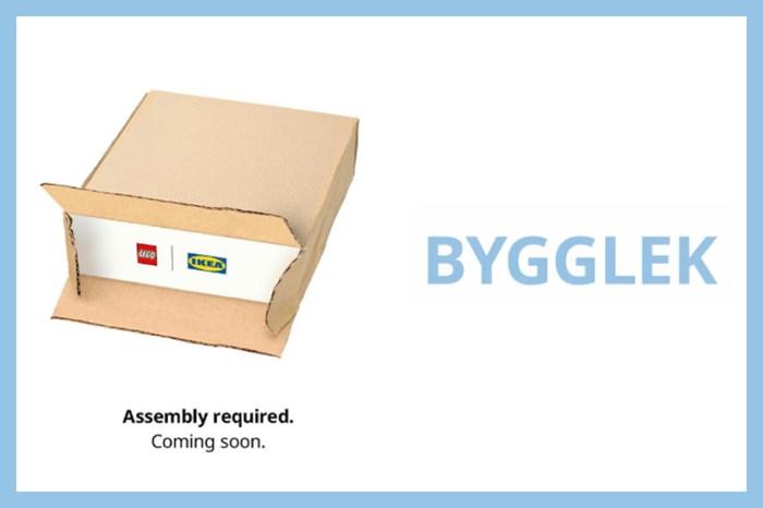 再有驚喜聯乘!Ikea 今次跟 Lego 推出這個「BYGGLEK」系列,到底是怎樣的呢?