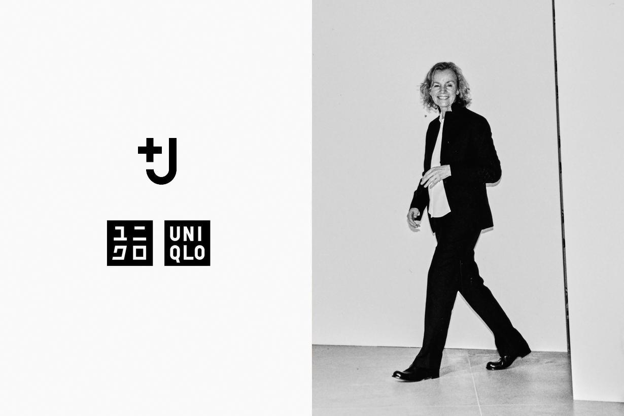 uniqlo jil sander+J 2020 plus back when