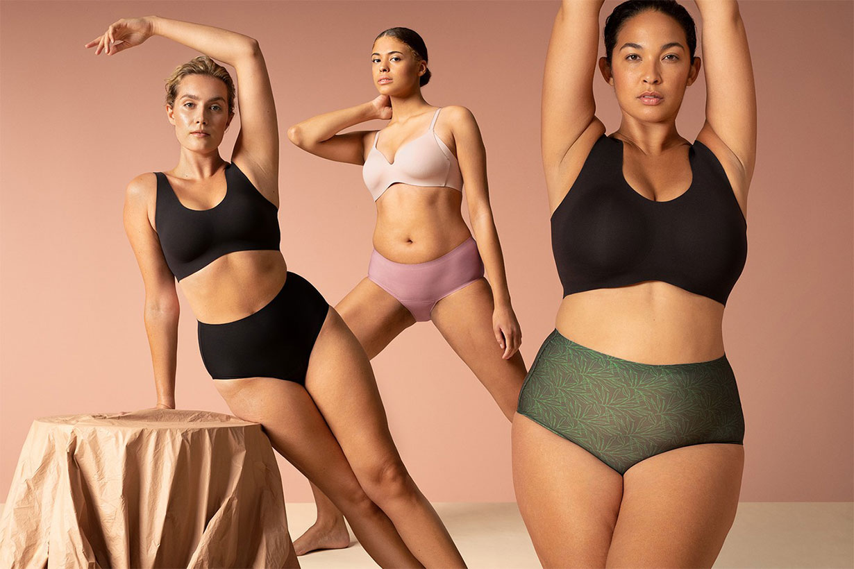 KNIX LAUNCHES SUPER LEAKPROOF UNDERWEAR FOR CAREFREE PERIOD DAYS