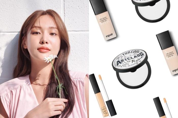 想擁有韓國女生水潤又無瑕的完美底妝?看看她們投選最好用的粉底液、遮瑕膏和碎粉吧!