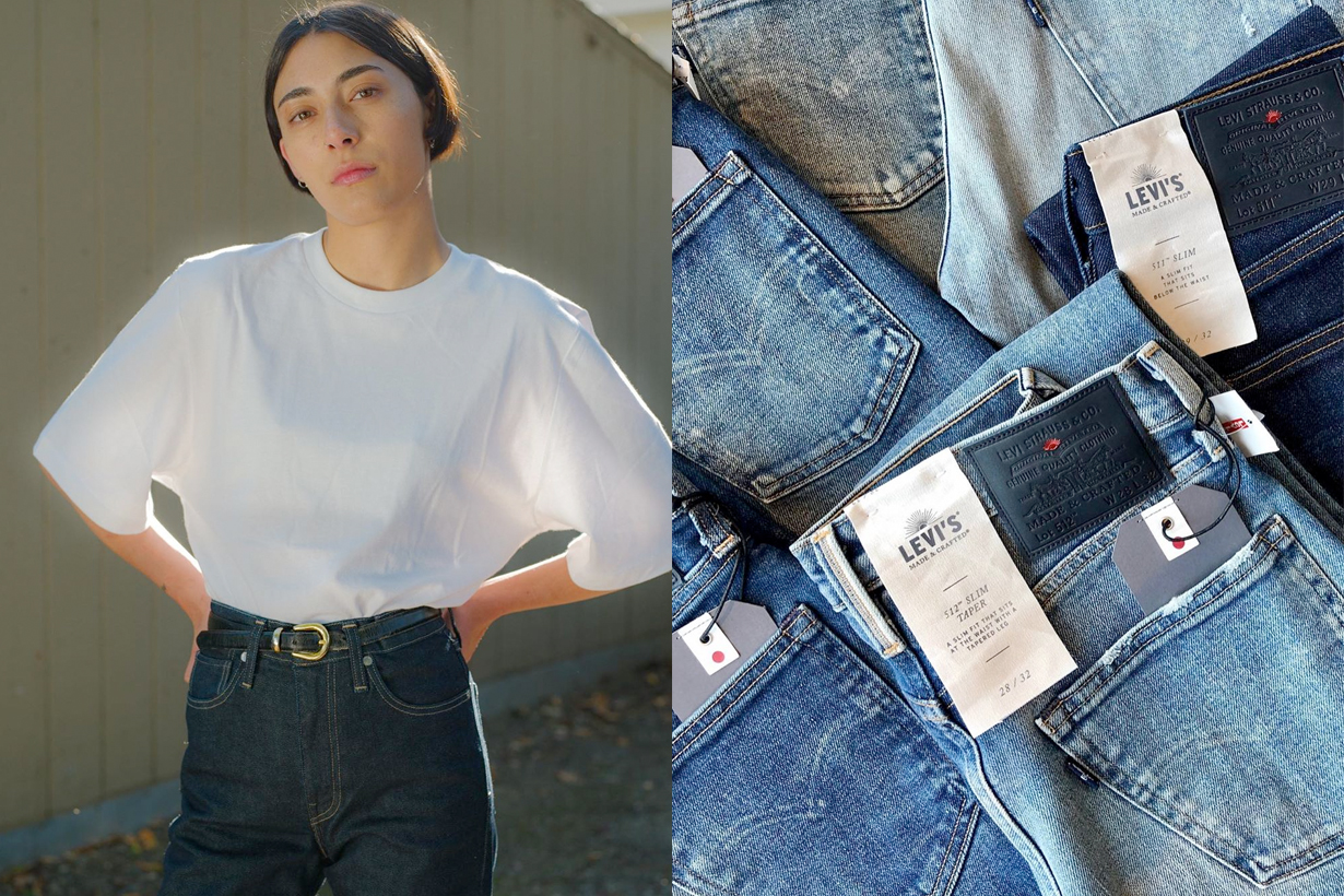 levi's made in japan jeans 2020 new MIJ