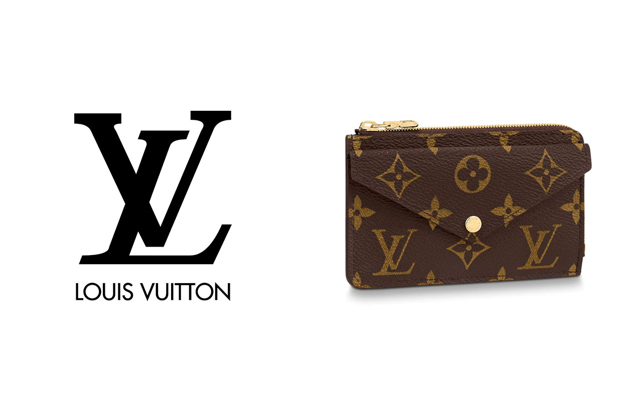 Louis Vuitton Card Holder Recto Verso