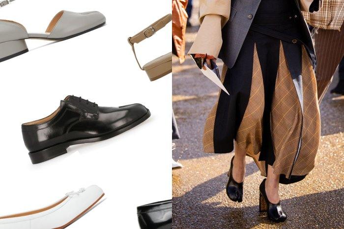 Maison Margiela 分趾鞋推介:除了新上架的紳士鞋,這些也值得購入!