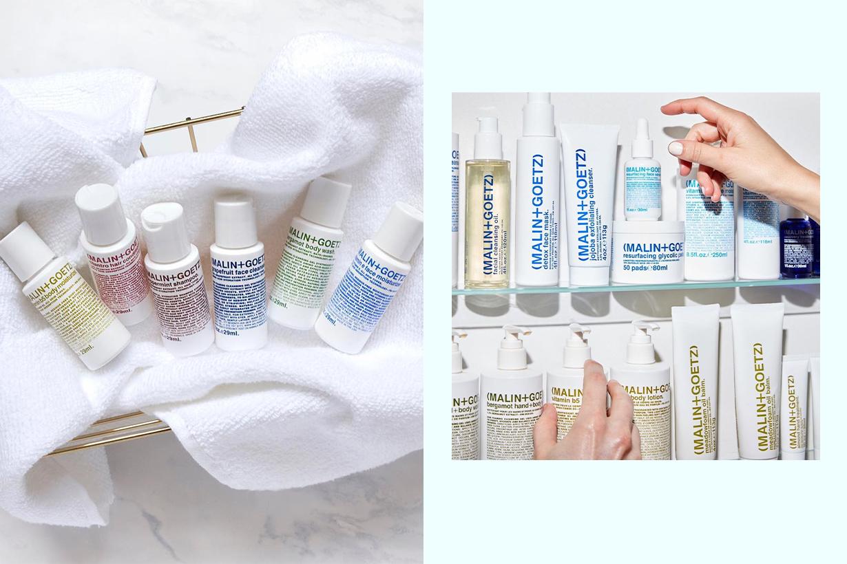 Malin+Goetz Natural Skincare Brand From New York