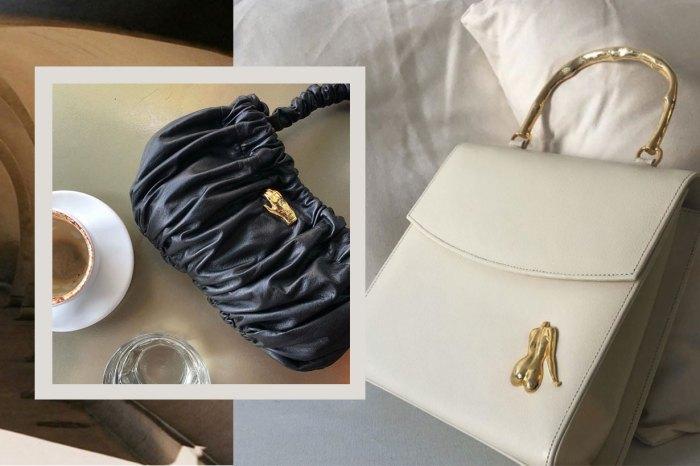 Bella、Kaia 也愛的小眾手袋!經典設計卻暗藏巧思,溢滿了藝術氣質