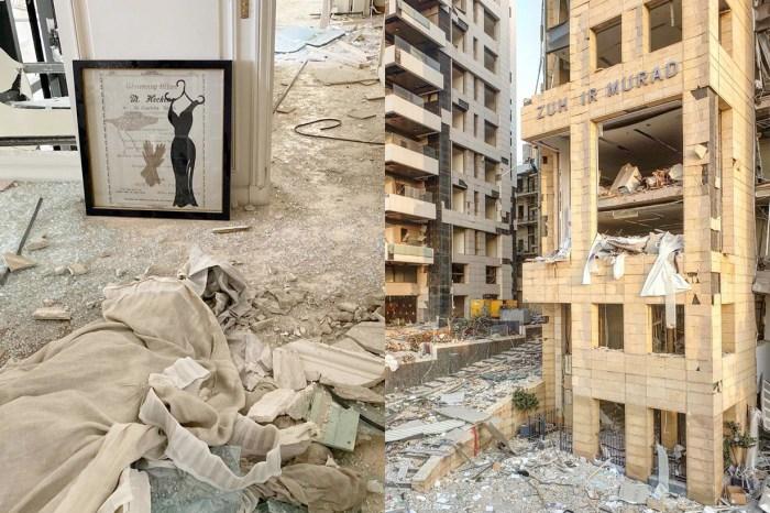 Beirut 大爆炸重創了當地高訂:Elie Saab、Zuhair Murad… 一夜之間,付之一炬