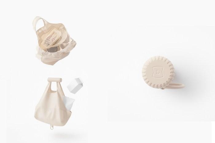 Lawson 便利商店隱藏熱銷款:連最無聊的環保袋,nendo 都能以極簡和實用的設計引起討論!