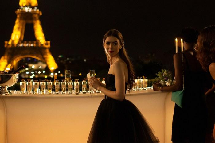 屬於時尚女生的劇集:Lily Collins 主演的《Emily in Paris》單是預告已經換上 20 套服裝!