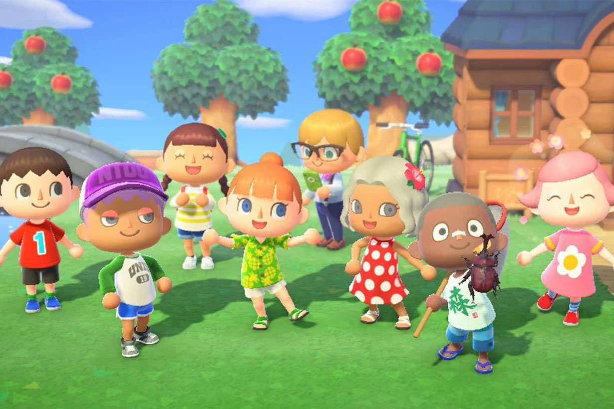 OVER 41,000 PEOPLE SIGN PETITION REQUESTING MORE INCLUSIVE HAIRSTYLES ON 'ANIMAL CROSSING: NEW HORIZONS'