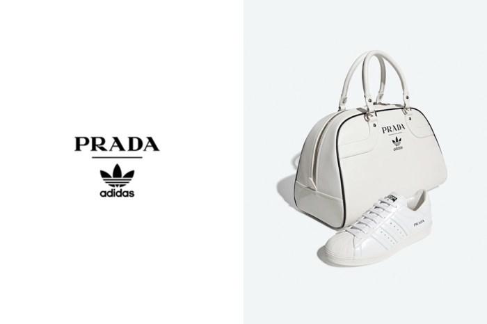 Prada for adidas 新款已經在網上洗版… 可以期待這次由 Raf Simons 操刀設計?