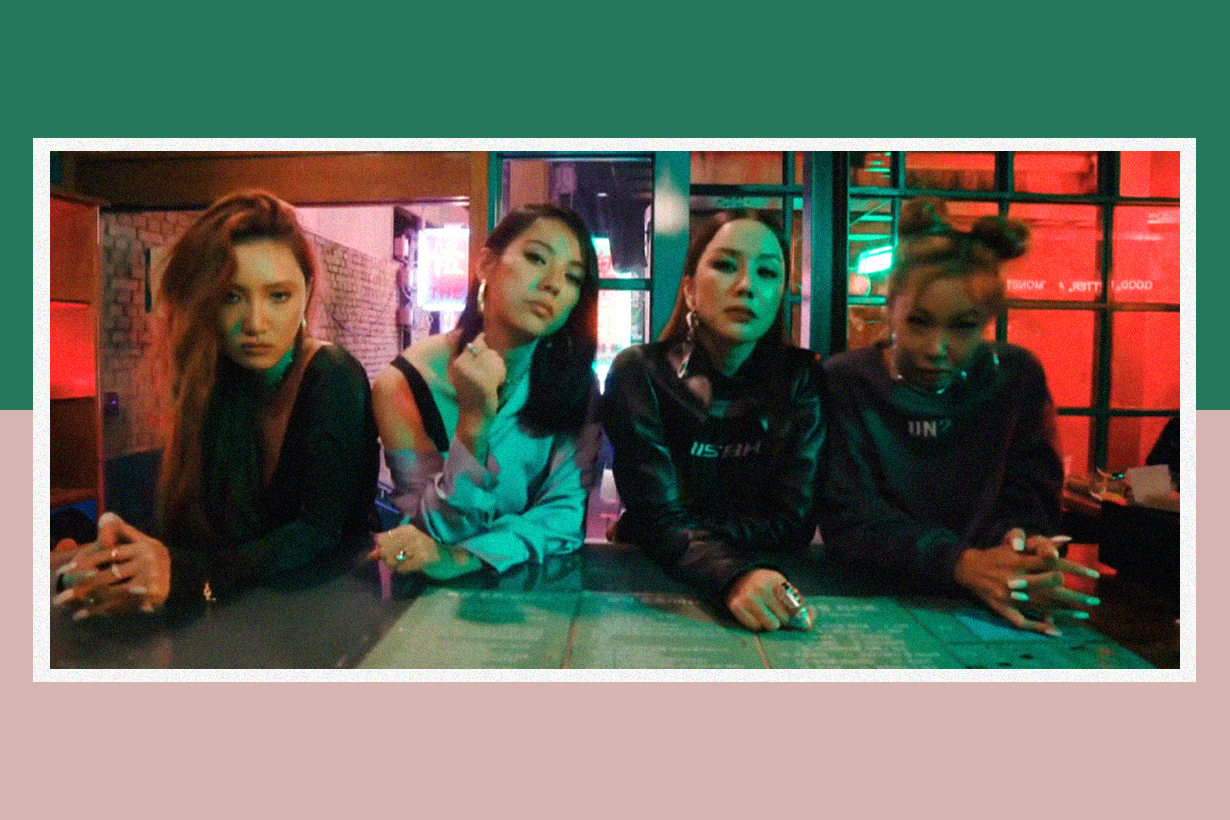 Refund Expedition SSAK3 Hangout With Yoo MBC Lee Hyo Ri Uhm Jung Hwa Jessi MAMAMOO Hwasa Yoo Jae Soek Korean idols celebrities singers actresses