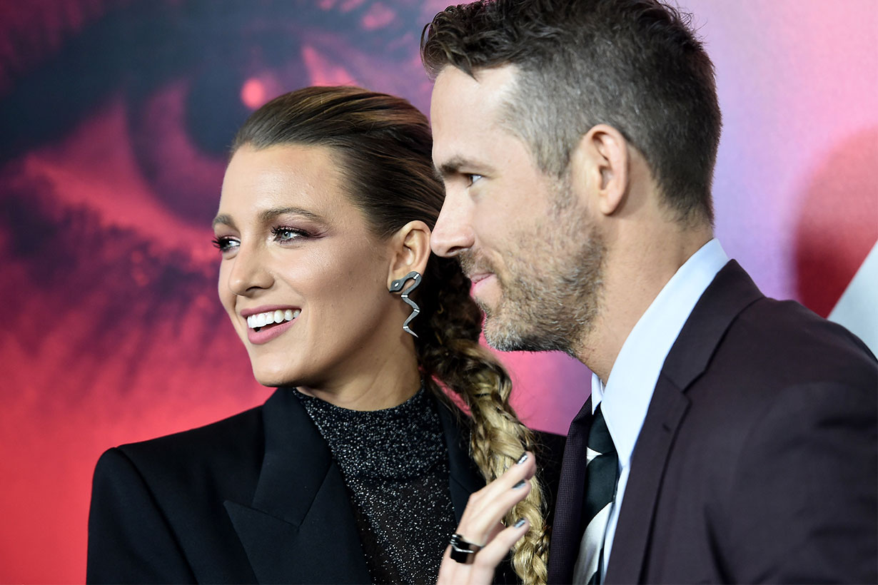 Ryan Reynolds Says He & Blake Lively Will 'Always Be Deeply Sorry' For Their Plantation Wedding
