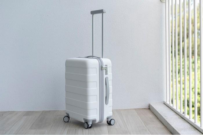 推出後好評不斷:MUJI 熱賣行李箱,純白新色終於上架!