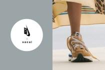 Sacai 公開 Resort 2021 系列,波鞋控目光都落在那雙偷跑的 Vaporwaffle 新配色!
