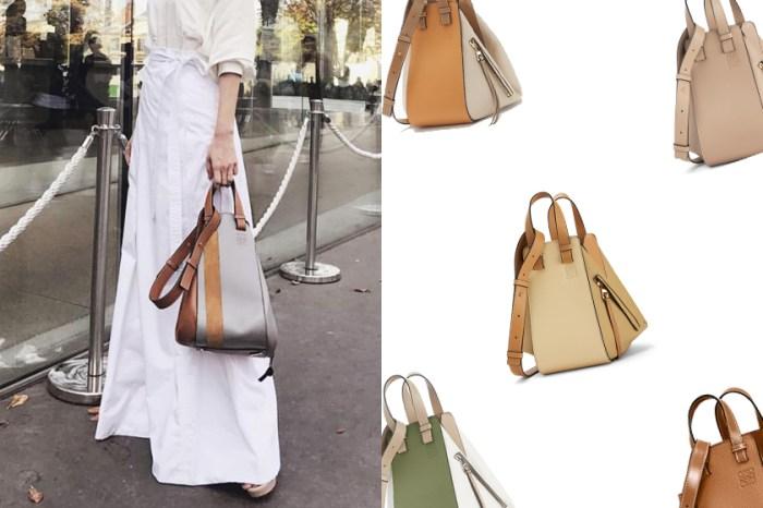 Loewe 這款最受歡迎手袋,不只推早秋新色還有迷你款式!