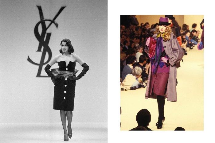 Vintage 果然有市場:Saint Laurent 一口氣購回 4,000 件 YSL 古着藏品!