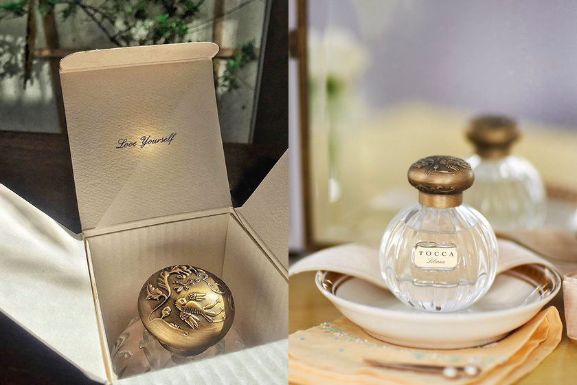 Tocca Fragrances perfumes collection