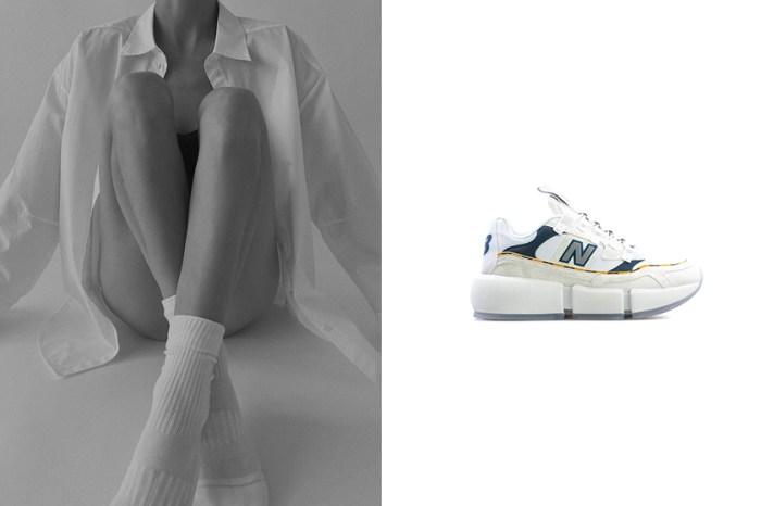 New Balance 人氣厚底波鞋,簡約新配色即將發售!