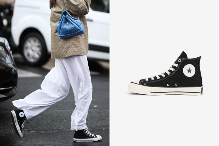 極簡 2.0 版:Converse Japan 再推經典復刻鞋款,下個月即將開賣!