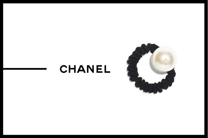 零負擔的親民價:偷偷發現 Chanel 髮飾區,藏著這一款珍珠髮圈!
