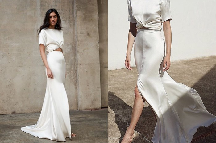 澳洲小眾婚紗:當個優雅的現代新娘,一件讓妳想結婚的禮服!