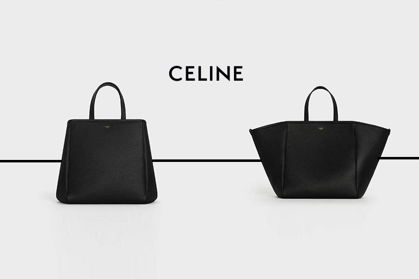 celine FOLDED CABAS handbags 2020