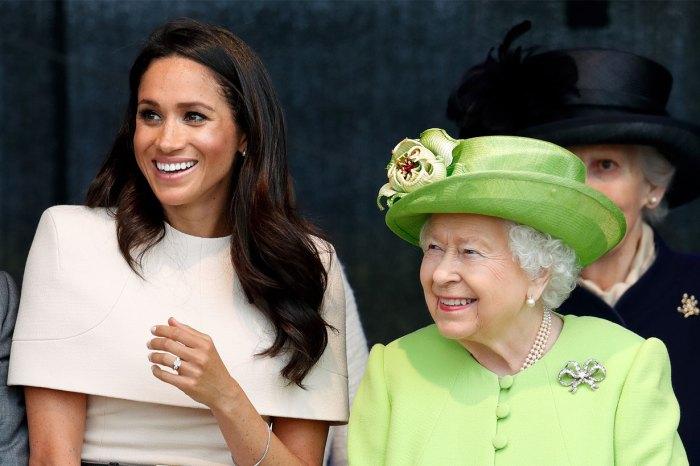 梅根因婚禮王冠與英女王鬧不和?皇家記者:純屬一場誤會!