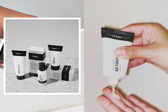 性價比極高!英國小眾護膚品牌 The Inkey List 必買 10+ 產品,每件 $130 港幣有找!