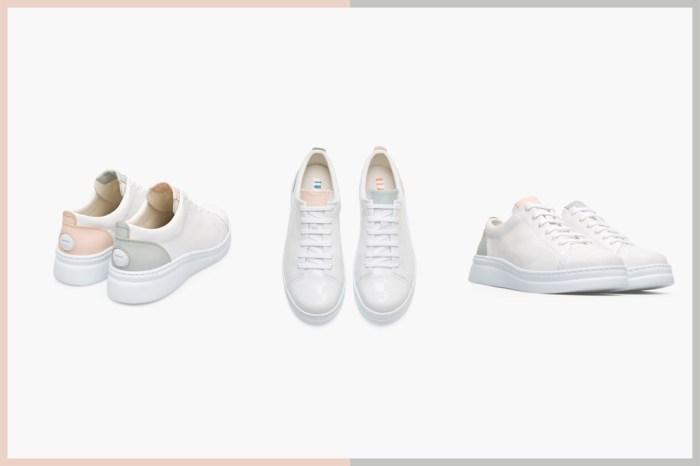 找一雙不會撞款的白波鞋?偷偷告訴你… 這個品牌藏了別出心裁的款式!