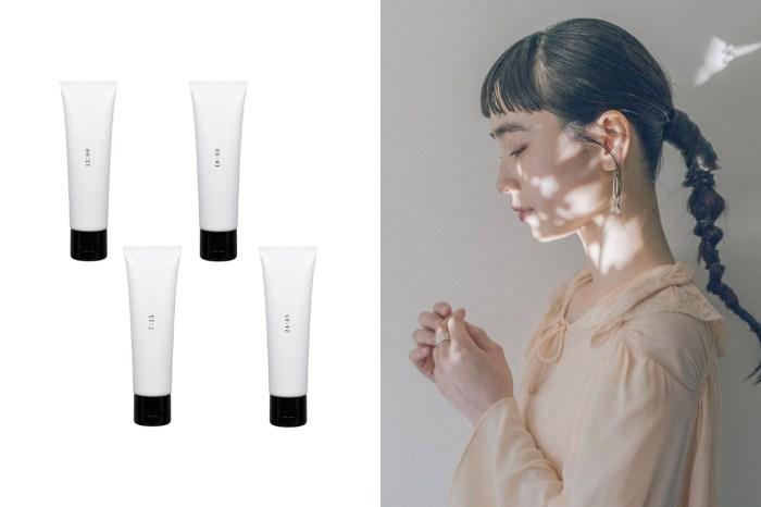 寫上了時間的護手霜,日本品牌 uka 的保養觀念總是能走入女生的心坎裡!