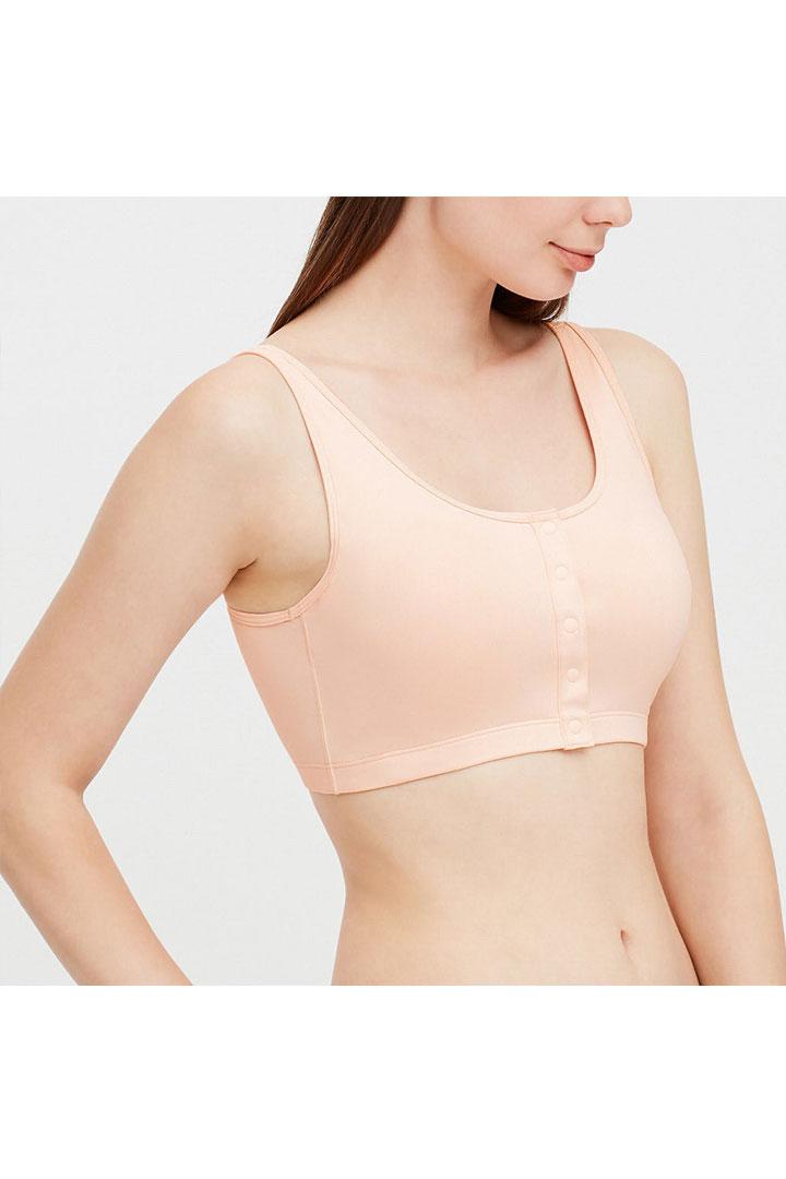 Uniqlo LifeWear Front Open Underwear