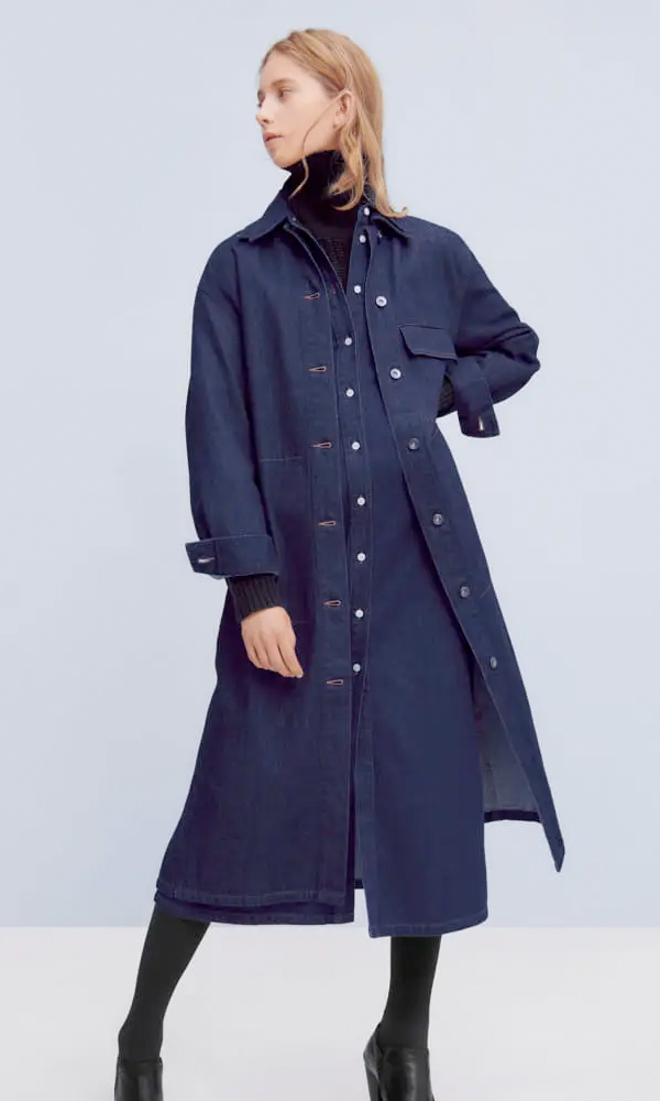 uniqlo u aw 2020 christophe lemaire when lookbook