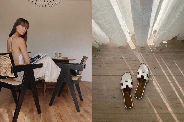 踩上簡約優雅:Hermès、Louis Vuitton⋯⋯名牌拖鞋哪雙是命定款?