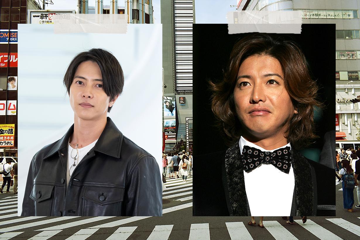 Yamashita Tomohisa Kimura Takuya Kudo Shizuka Cocomi Kōki Drinking with underaged model Johnny & Associates, Inc. SMAP Japanese idols celebrities singers actors