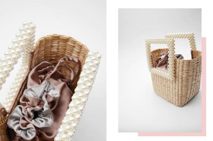 默默攻佔 IG 版面:Zara 這款珍珠手袋,以親民價錢買下奢華感細節!