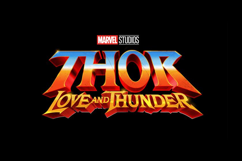 Thor 4 Love and Thunder Chris Hemsworth Marvel MCU
