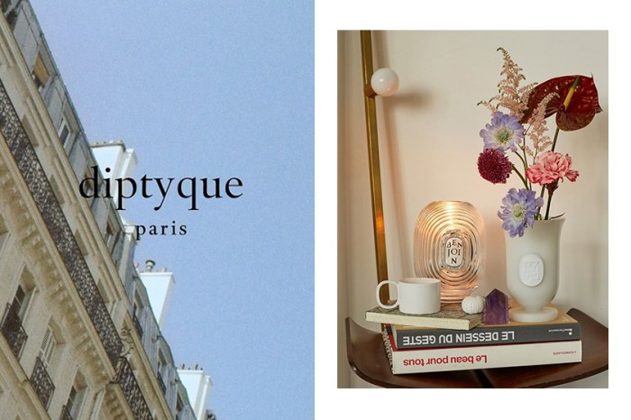 打造質感日常:除了香水之外,diptyque 還藏有這些迷人的居家香氛小物!