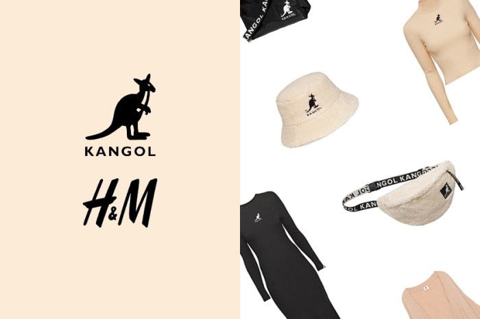 平價購入經典漁夫帽:H&M 找來英國品牌 Kangol 推出聯名,帥女生都難以招架!