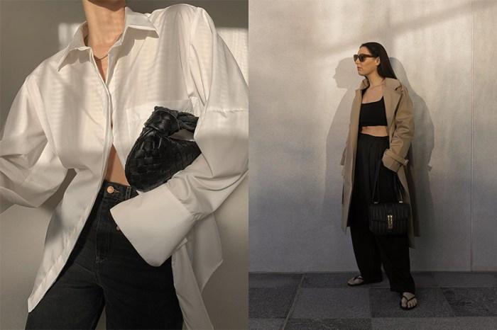 成為個性女生:喜愛極簡穿搭的你,必入手這 10+ 款典雅的黑色小眾手袋!