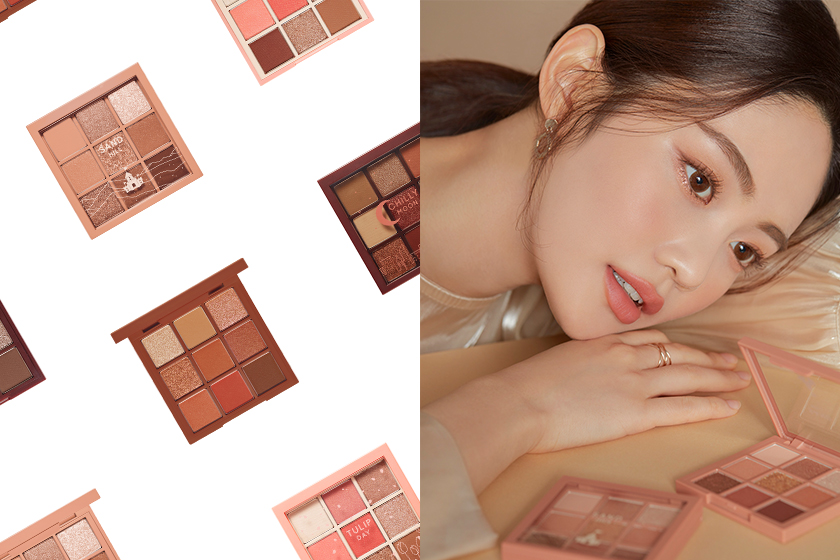 Etude House Eyeshadow Palette Discount new Sand Hill color