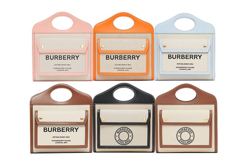 席捲社群的 It Bag 潛力股:或許你也忽略了 Burberry 這款實用性極高的典雅手袋!