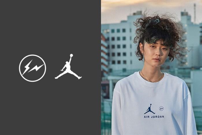 即將開售:期待已久的 Jordan Brand 聯名 Fragment Design 全系列品項一次看!